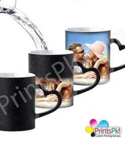 Hot Water color changing mug