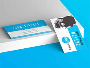 Thick Business Cards | PrintWow