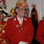 Dr Uwe Friedl bekam den Garde Stern der PG