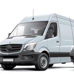 Company van driver