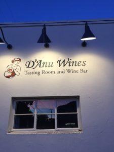 D'Anu Tasting Room & Wine Bar