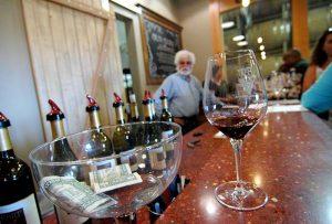 Hart Winery Tasting Room