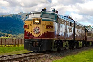 Napa Valley Wine Train Discount