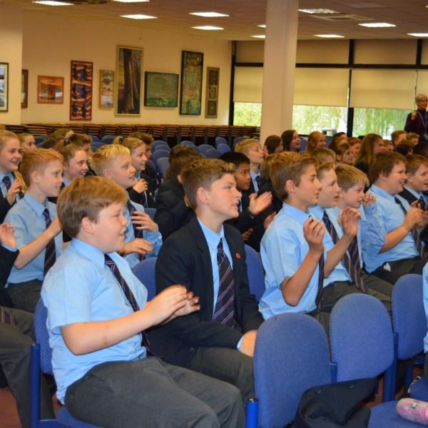 The Priory Academy LSST - National Children's Choir Workshop