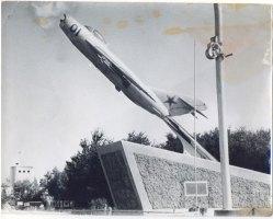 Памятник воинам-авиаторам Приозерского гарнизона