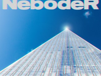 NebodeR EP Cover