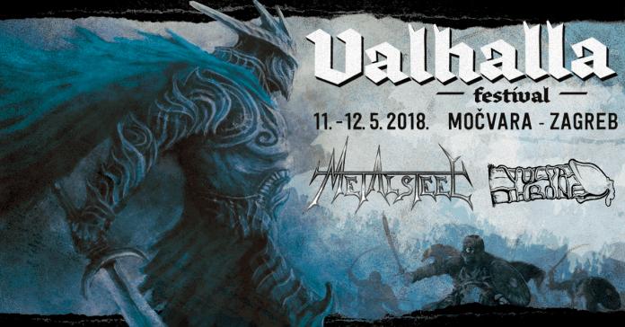 Valhalla festival 2018 - Metalsteel & Vulvathrone
