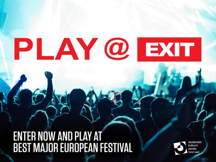 Nastupi na najboljem evropskom festivalu