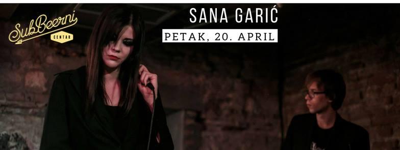 Rezultat slika za Sana Garić  u SubBeernom centru