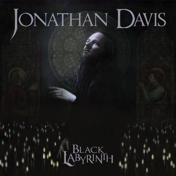 Jonathan Davis Black Labyrinth