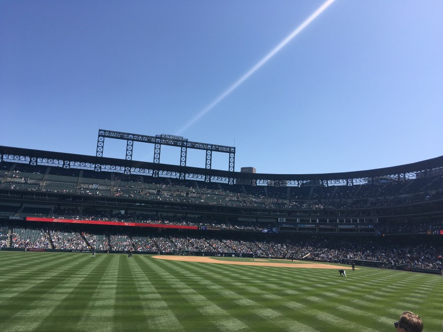 Coors Field | www.PrisBlossom.com - a feminist lifestyle blog