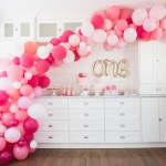 Easy Diy Balloon Arch Tutorial Without Chicken Wire Priscilla Locke