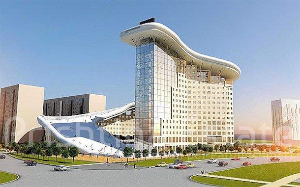 A është kjo ndërtesa më e mirë në botë?