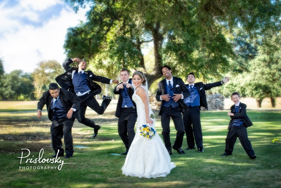 Canyon Springs Golf Club Wedding Photography