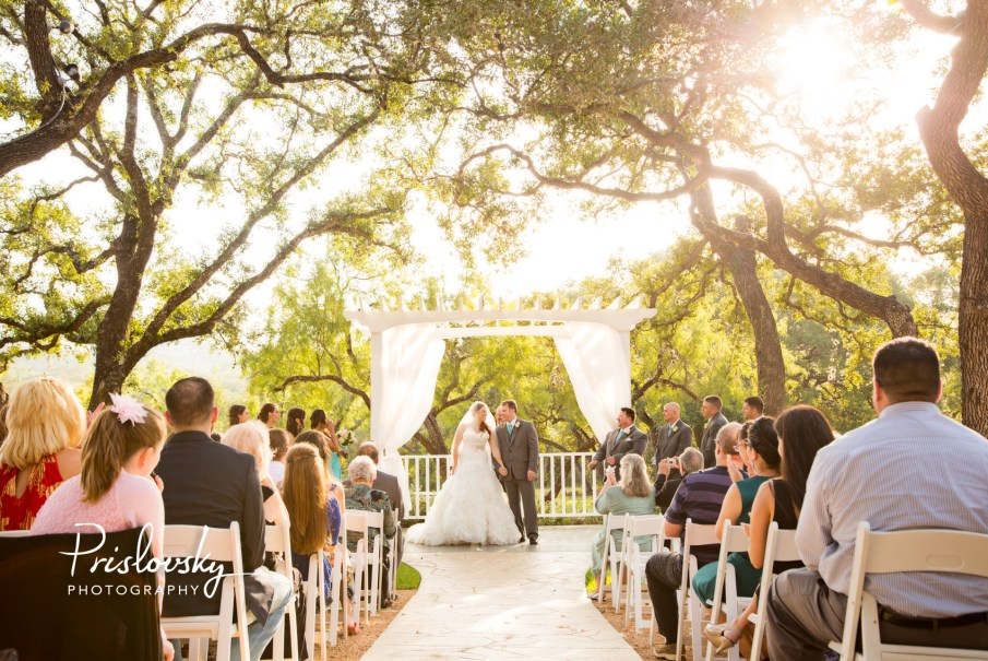 Gardens at Old Town Helotes Wedding Photographer