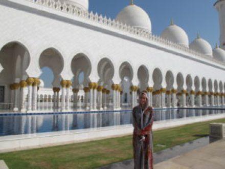 Gran Mezquita Shaikh Zayed
