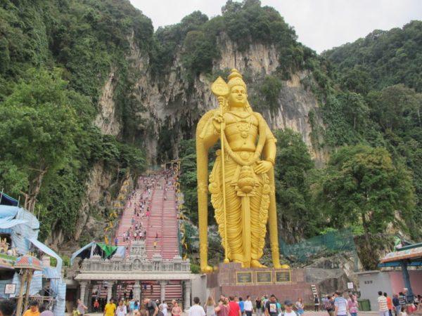 Batu caves de Kuala Lumpur