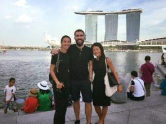 Marina Sand Bays Singapur