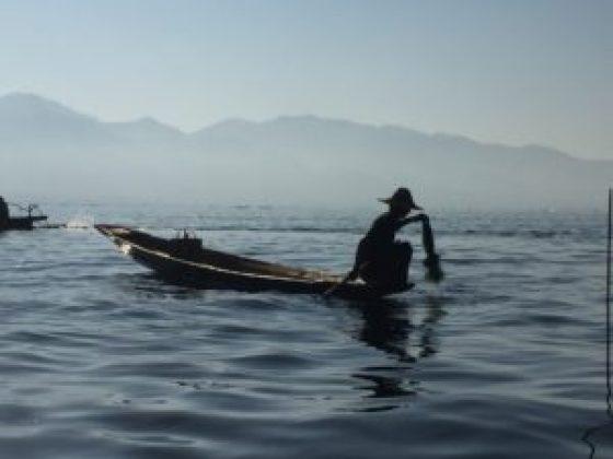 Pescador del Lago Inle