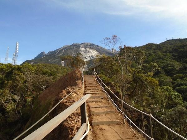Camino Monte Kinabalu