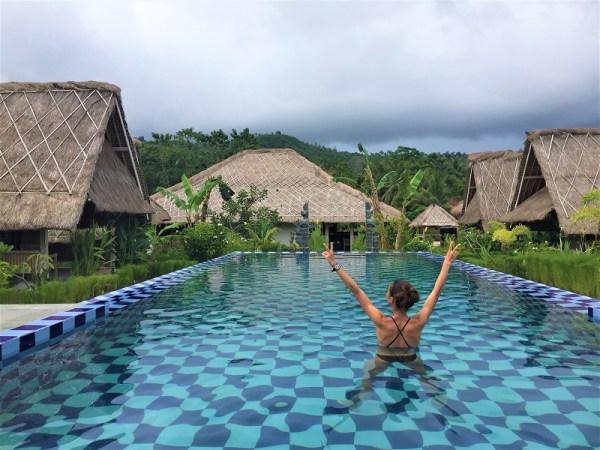 gazebo hotel lombok