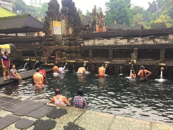 templo del agua Bali