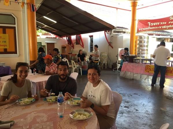 songkran comida