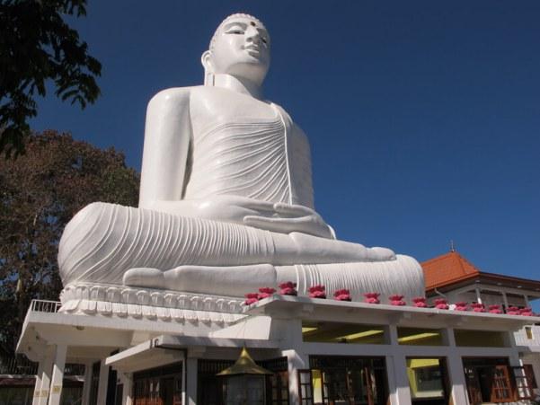buda gigante de Kandy