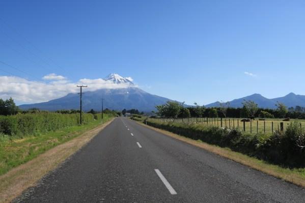 Volcán Taranaki