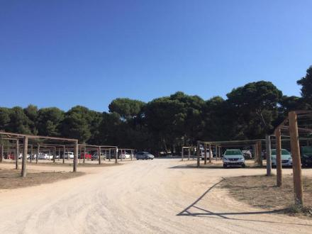 Parking de Cala Agulla
