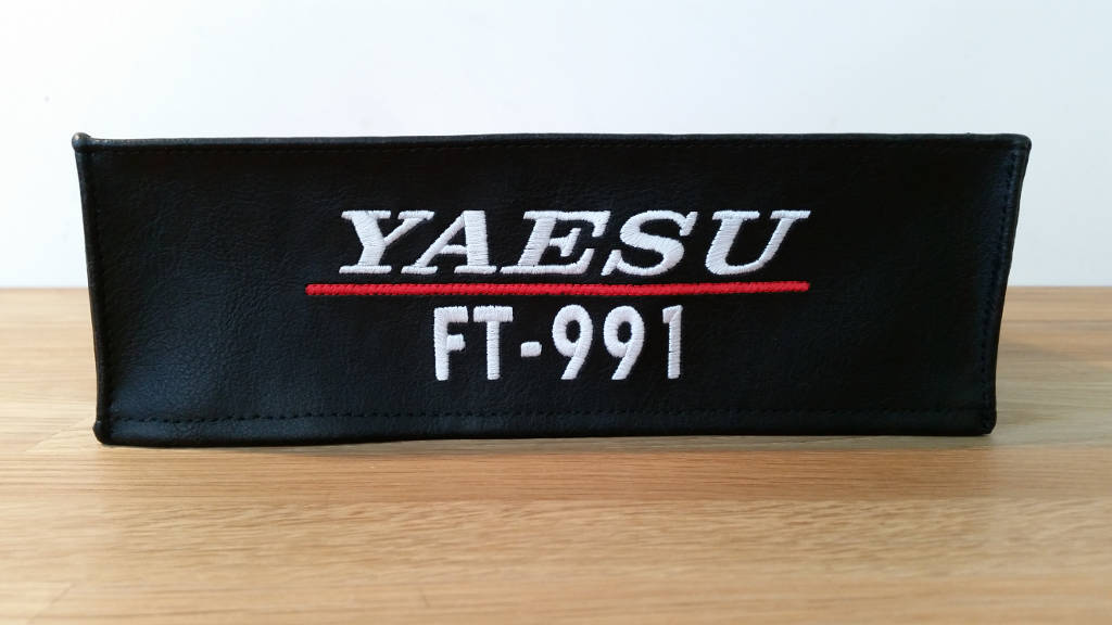 DX Covers radio dust cover for the Yaesu FT-991