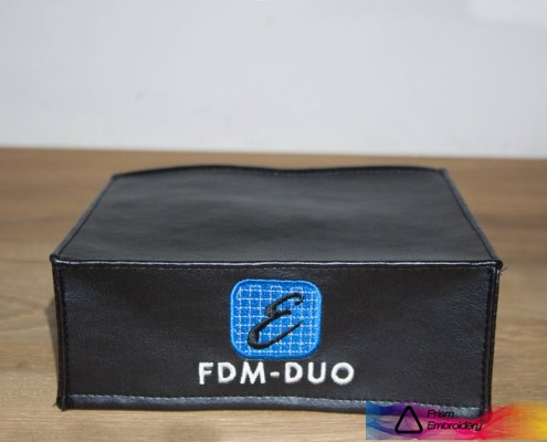 DX Covers radio dust cover for the Elad FDM-DUO