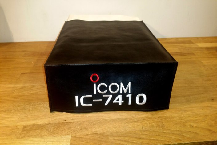 Icom IC-7410 DX Covers Radio dust cover
