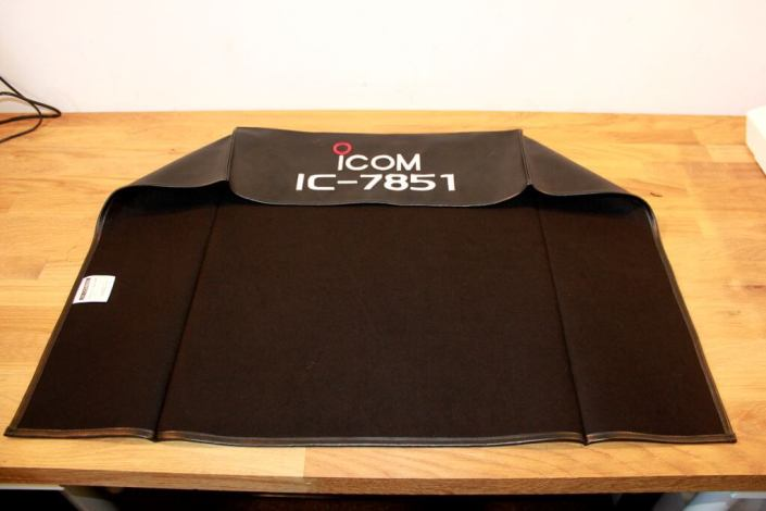 DX Covers radio dust cover for the ICOM IC-7851