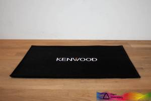 Kenwood Black Shack Mat