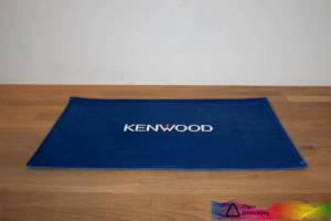 Kenwood Royal Blue Shack Mat