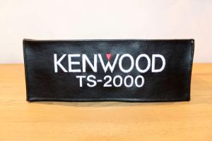 Kenwood TS-2000 DX Covers Radio dust cover