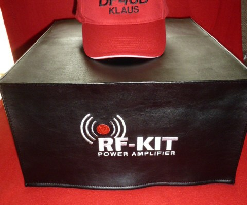 RF-KIT DX Covers Radio Dust Covers