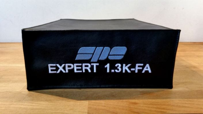 SPE Expert 1.3K-FA DX Covers Radio dust cover