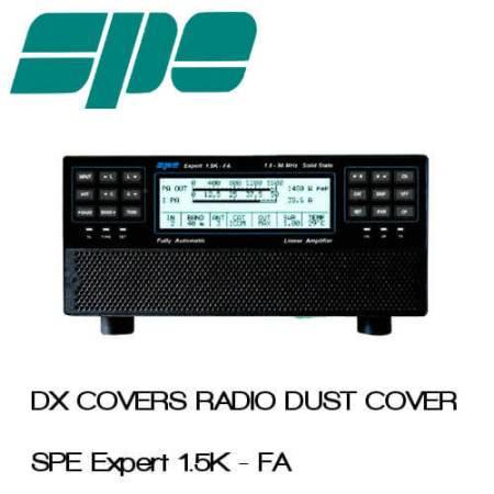 SPE Radio Dust Cover