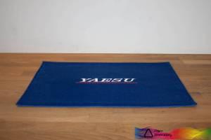 Yaesu Royal Blue Shack Mat