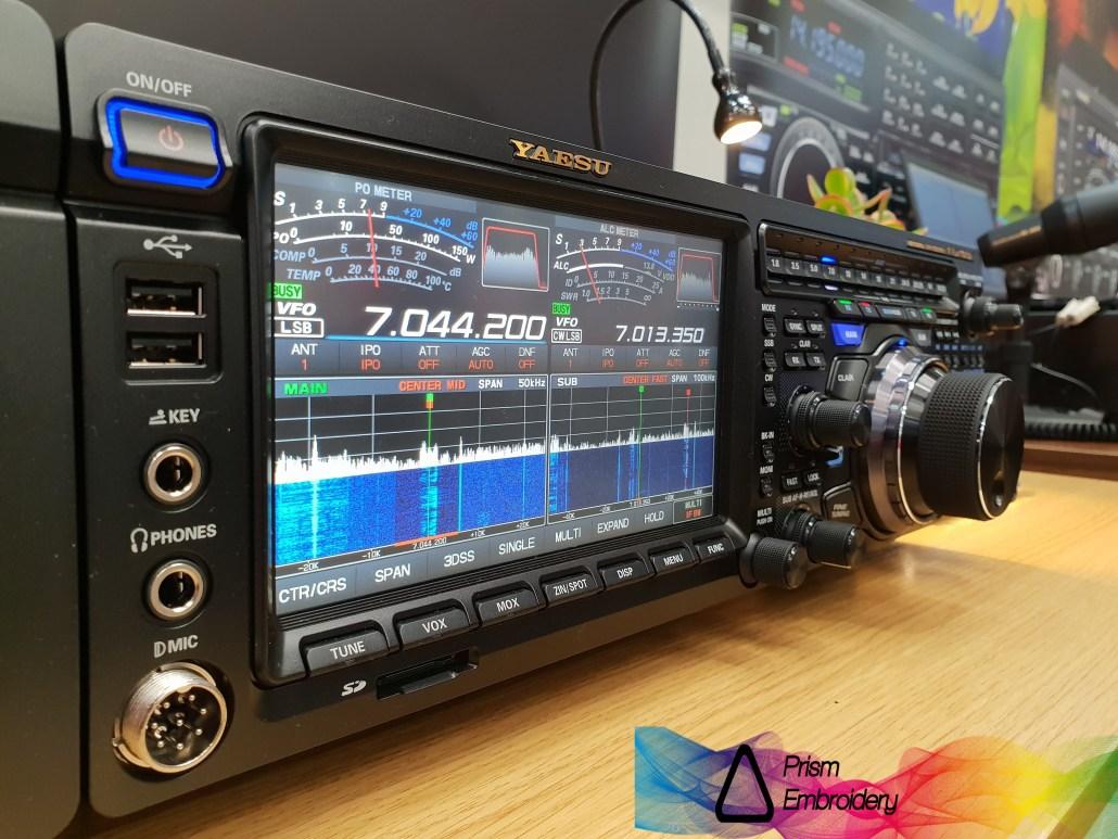 Yaesu FTDX 101 radio dust cover