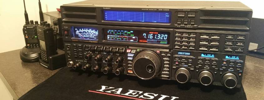 Yaesu ftdx5000 shack mat