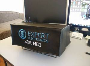 Expert Electronics SDR MB1 Desktop DX Covers Radio dust cover