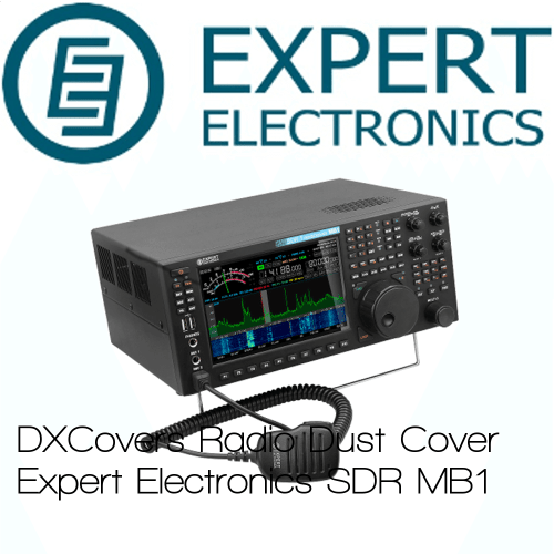 Expert Electronics SDR MB1 Prism Embroidery Radio Dust Covers shop logo