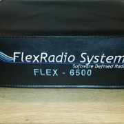 DX Covers radio dust cover for the FlexRadio Systems 6500