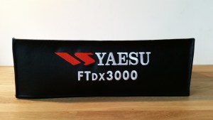 Yaesu Ftdx3000 DX Covers Radio dust cover