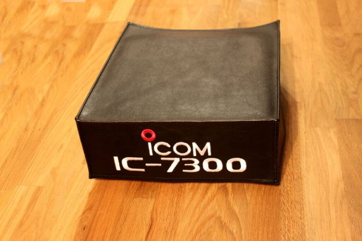 Icom IC-7300 DX Covers Radio dust cover