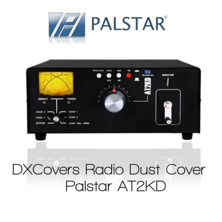 Palstar AT2KD DX Covers radio dust cover ( TUNER ATU )