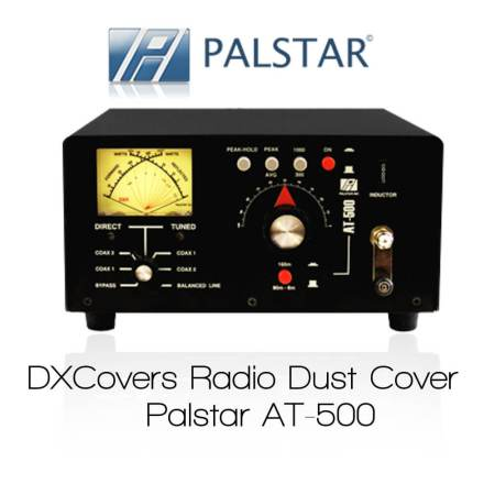 Palstar AT-500 DX Covers radio dust cover ( TUNER ATU )